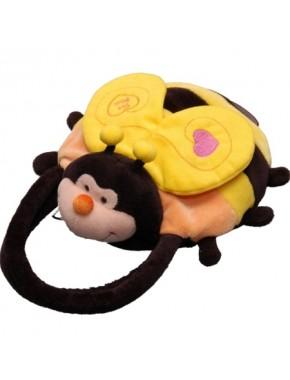 Сумка-іграшка Aurora Бджола 28 см