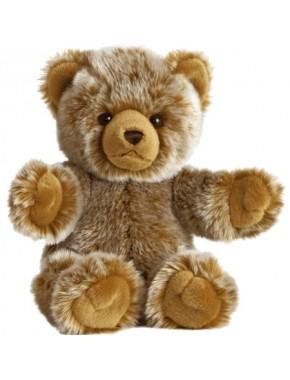 """Ведмедик Aurora """"Обійми мене"""" золотистий 41 см"""