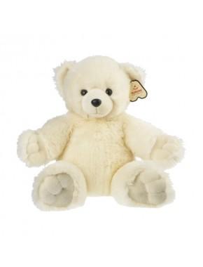 """Ведмедик Aurora """"Обійми мене"""" білий 30 см"""