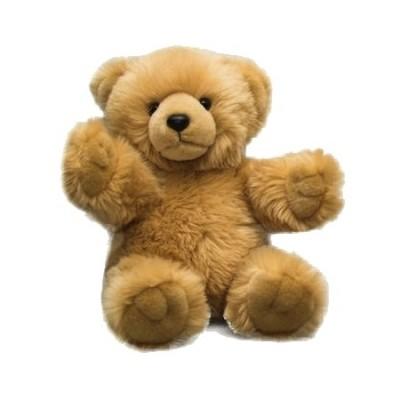 """Ведмедик Aurora """"Обійми мене"""" коричневий 30 см"""