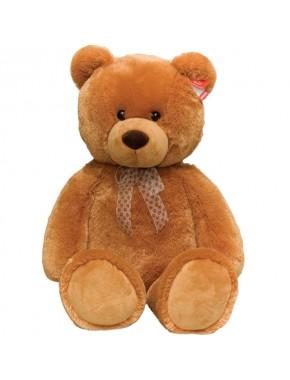 Ведмедик Aurora коричневий 70 см