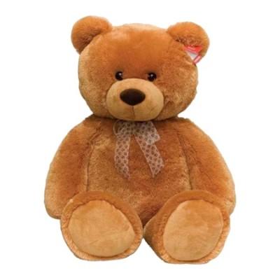 Ведмедик Aurora коричневий 34 см