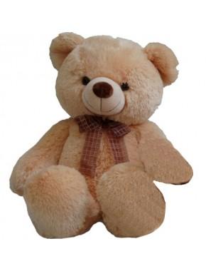 Ведмедик Aurora бежевий 69 см