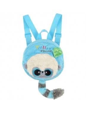 Рюкзак-іграшка Aurora YooHoo Лемур 18 см