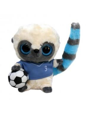 Лемур-футболіст Aurora YooHoo блакитна футболка 12 см