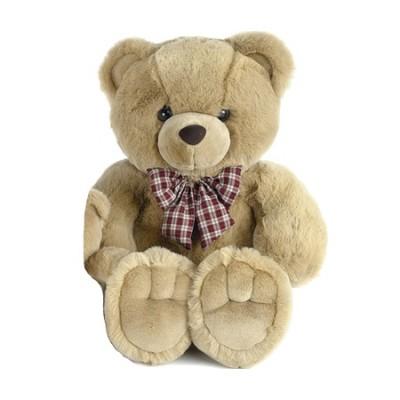 Ведмедик Aurora бежевий 36 см