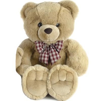 Ведмедик Aurora бежевий 56 см