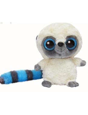Yoo Нoo Лемур блакитний сяючі очі 23 см