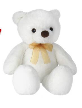 Ведмідь білий 46 см