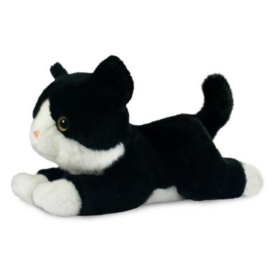 Кошеня чорно-біле 25 см