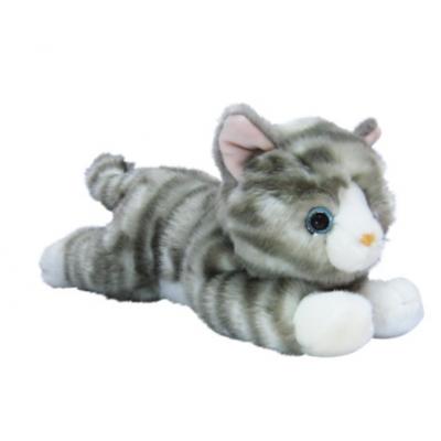 Кошеня сіре 25 см