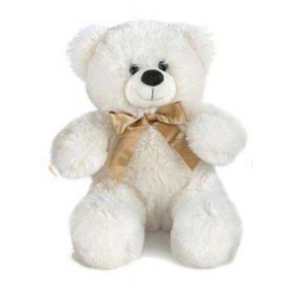 Ведмідь кремовий 26см
