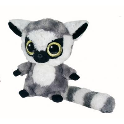 Yoo Hoo  Котячий лемур сяючі очі 23 см