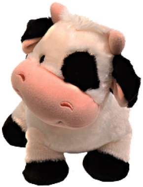 Корова Aurora стояча 19 см