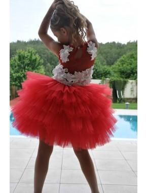 Платье BAEL Лебедь (5613R)