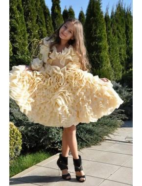 Платье BAEL Улитка (5629)