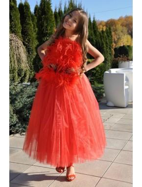 Платье BAEL Жар-птица (5632)