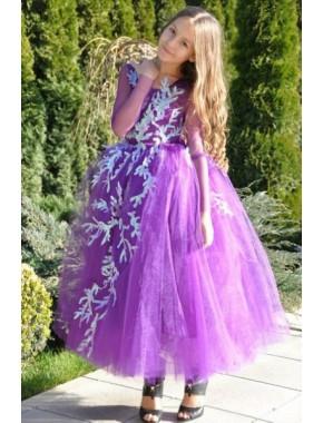 Платье BAEL Снежинка (5635)