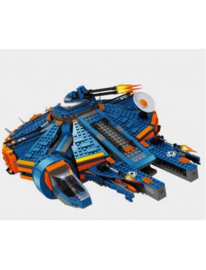 Конструктор Keedo Космический корабль 1566 деталей (25960)