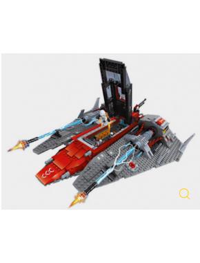 Конструктор Keedo Space Ship 1584 детали (25116)