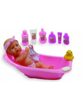 Кукла Dolls World, с набором для купания