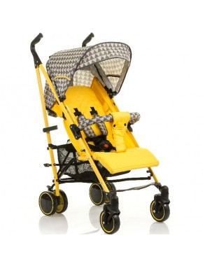 Коляска Babyhit трость Handy - yellow-grey (22739)