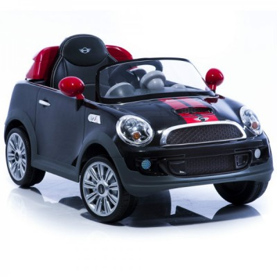 Детский электромобиль Geoby Mini Cooper W456EQ-K312