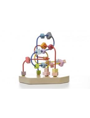 Деревянная игрушка Cubika Лабиринт треугольник LT-2 (11582)