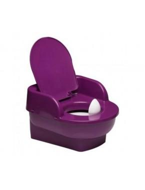 Детский горшок Maltex Трон Фиолетовый (9866)