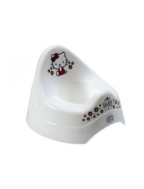 Детский горшок Maltex Hello Kitty Белый (9854)