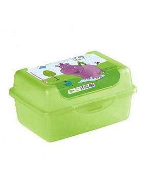 Бутербродница ОКT kids Hippo maxi