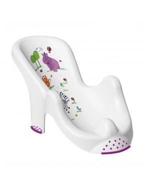 Подставка для ванночки ОКT kids Hippo Белый (9918)