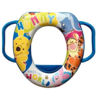 Накладка на унитаз ОКT kids Winnie the Pooh Голубой (12643)