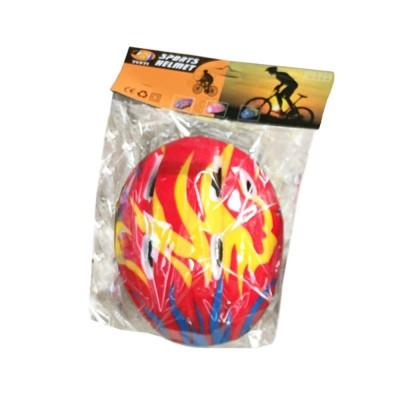 Детский шлем для роликов Babyhit Красный