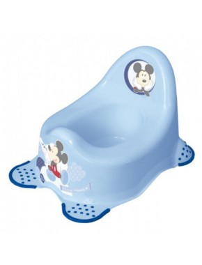 Детский горшок ОКT kids Mickey Голубой (12646)
