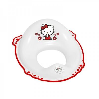Накладка на унитаз Maltex Hello Kitty Белый (12666)
