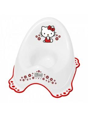 Детский горшок Maltex Hello Kitty Белый (15105)