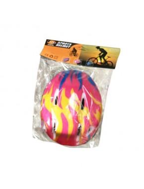 Детский шлем для роликов Babyhit Розовый
