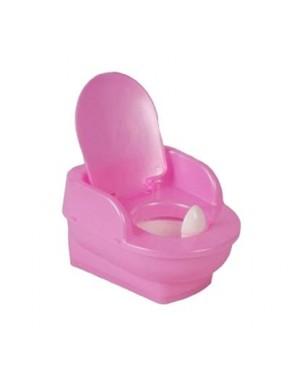 Детский горшок Maltex Трон Розовый (9869)