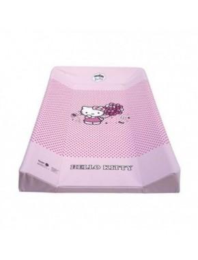 Пеленальная доска Maltex Hello Kitty Розовый