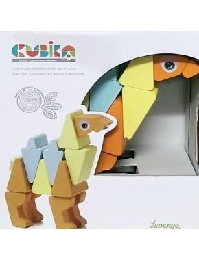 Деревянная игрушка Cubika Верблюд-акробат LA-3 (11872)