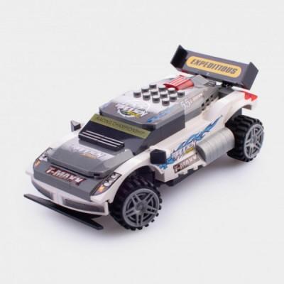 Конструктор Keedo Машина на пульту управления «T-MAXX» 210 деталей (20208)