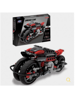 "Конструктор Keedo мотоцикл ""Future Motorbike"" (XB03021)"