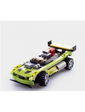 Конструктор Keedo Машина на пульту управления Champion 187 деталей (20104)
