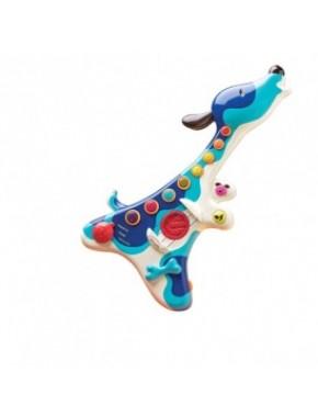 Музыкальная игрушка – ПЕС-ГИТАРИСТ (звук) BX1206Z