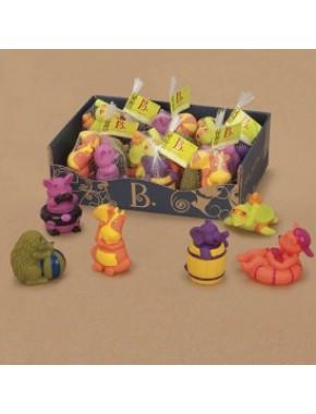 Игровой набор - ТРИО БРЫЗГУНЧИКОВ (для игры в ванной, ассорти) BX3113GTZ