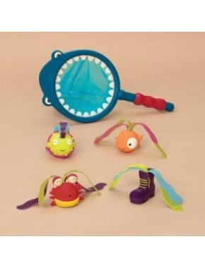 Игровой набор - НАКОРМИ АКУЛУ (для игры в ванне и бассейне)