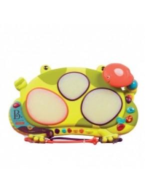 Музыкальная игрушка – КВАКВАФОН (свет, звук) BX1389Z