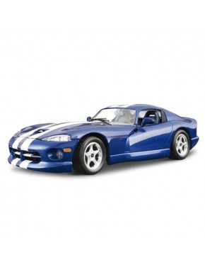 Авто-конструктор - DODGE VIPER GTS COUPE (1996) 1:24