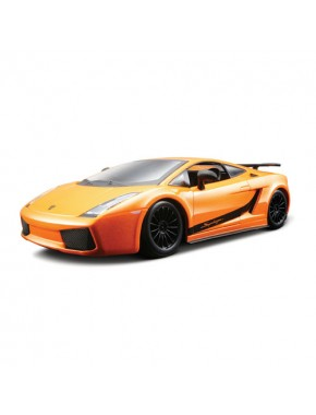Авто-конструктор - LAMBORGHINI GALLARDO SUPERLEGERRA 2007 1:24